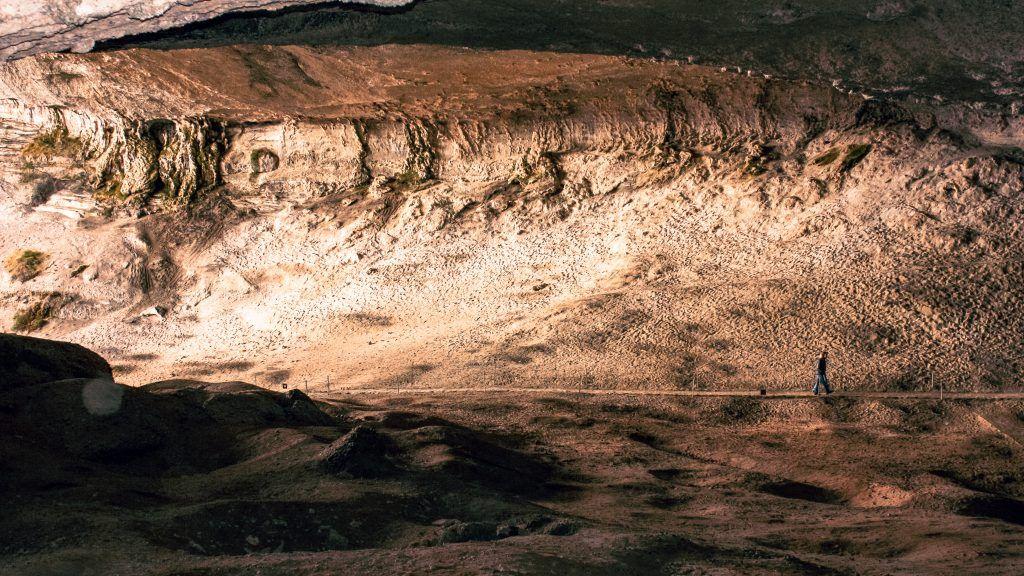 Visitar la Cueva del Milodón