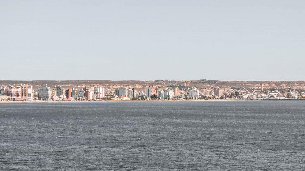 Paseo Marítimo de Puerto Madryn