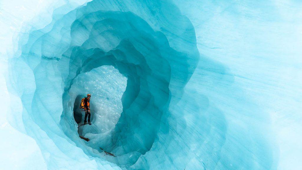 Trekking al glaciar Exploradores