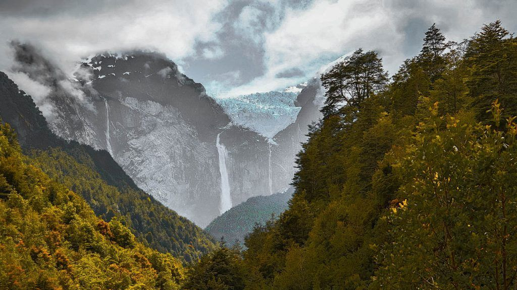 Visitar el parque nacional Queulat