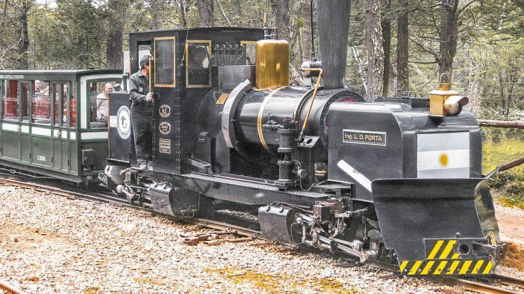 Viaje en el Tren del Fin del mundo, a través del tiempo y la historia
